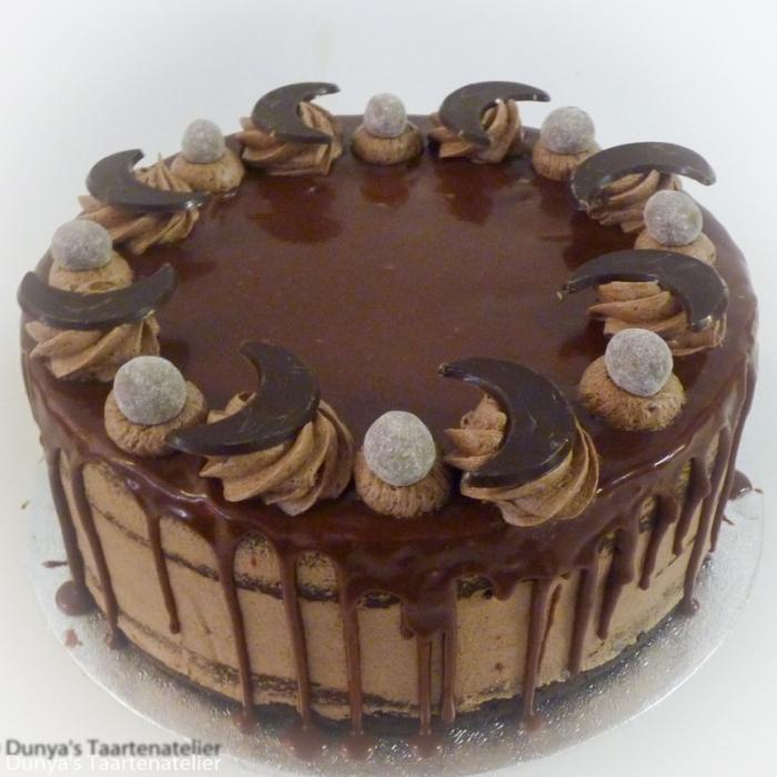 Drip CakesHeavenly Chocolate (L)