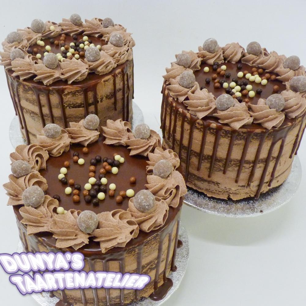 Drip CakesHeavenly Chocolate (S)
