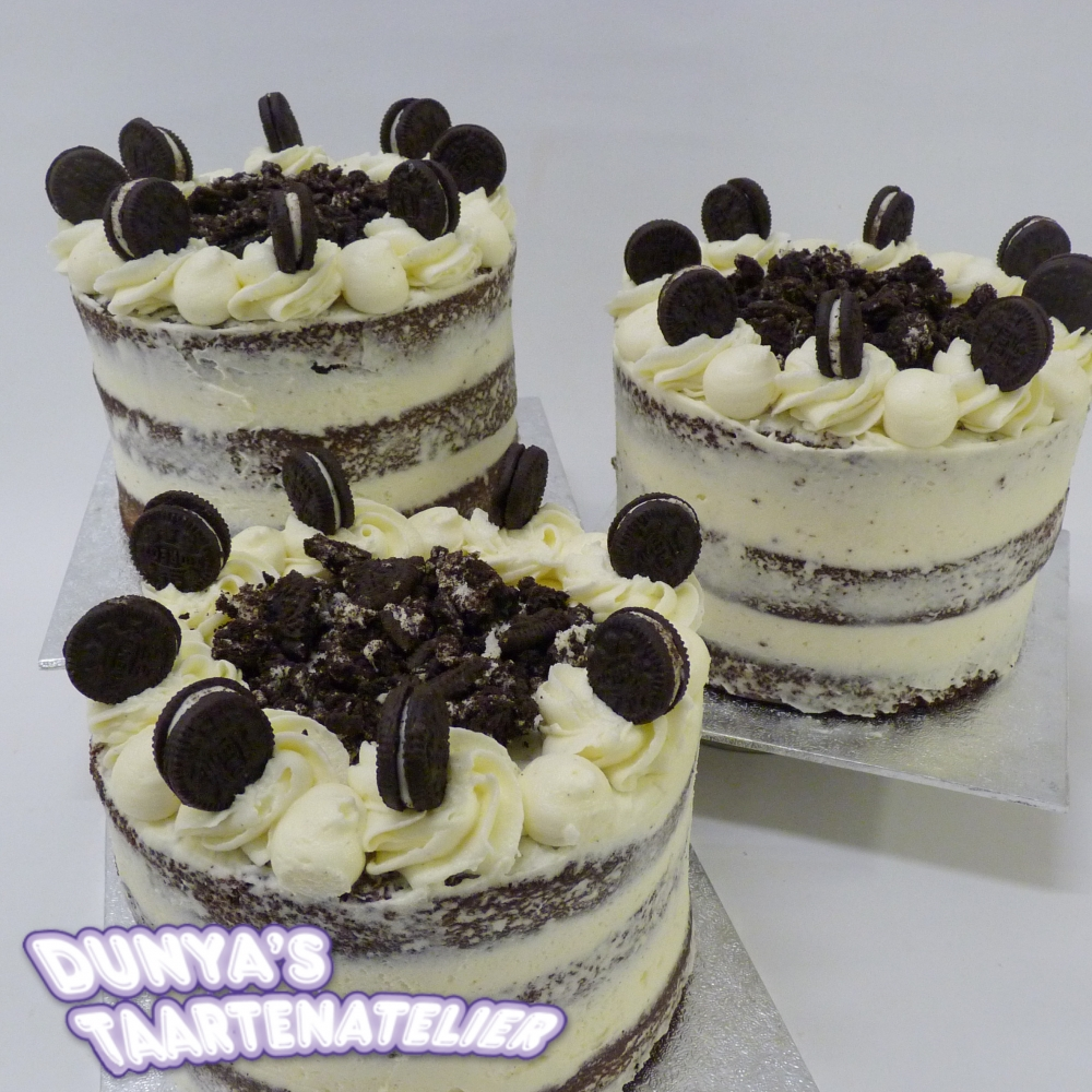 Naked CakesCookie Cake (S)