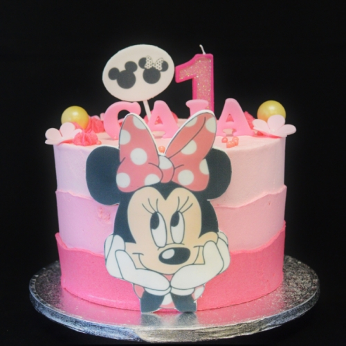 XL - FROSTED MINNIE MOUSE
