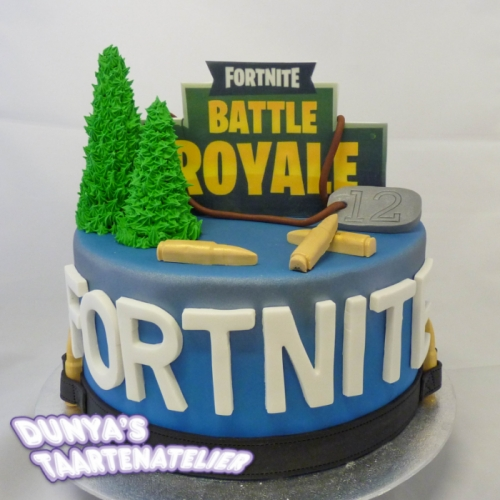 XL - Fortnite Blue