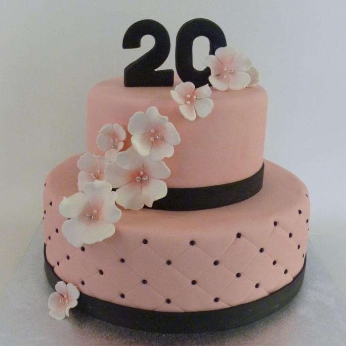 Specials voor vrouwenBLOSSOM - stapeltaart (roze)