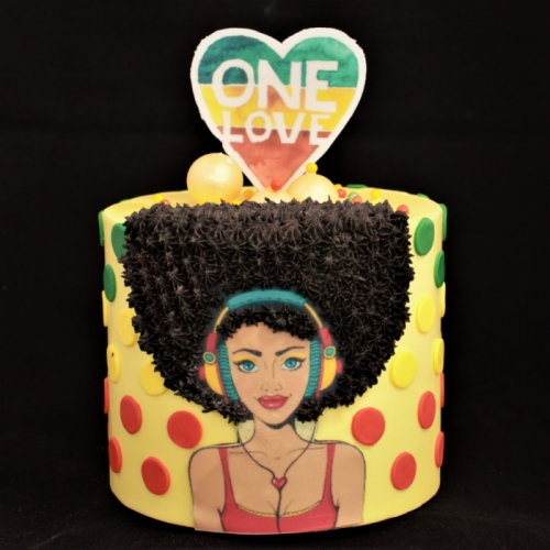 Pop Art - One Love - XL