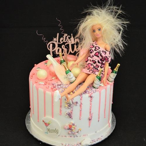 XL - Party Barbie