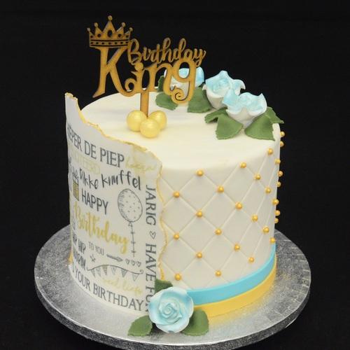 XL - BIRTHDAY KING