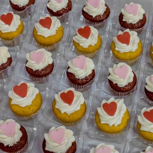 Kleine Cupcakes - basic