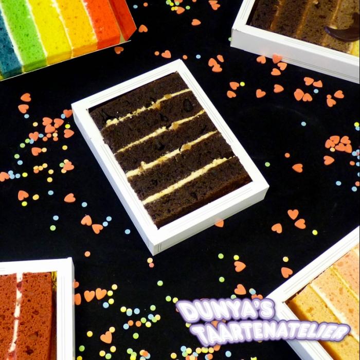 Cake SliceChocolate Caramel