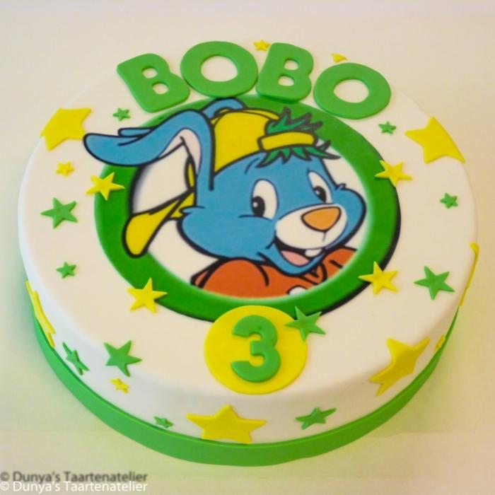 Taarten voor kinderen met afbeeldingBobo