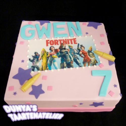 Fortnite (gwen)