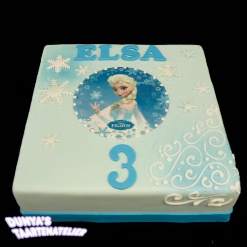 Frozen Elsa ornamentjes