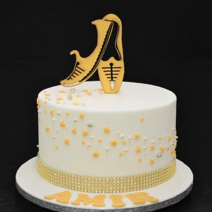 Specials voor een Uniek MomentBesnijdenis taart - Babouches