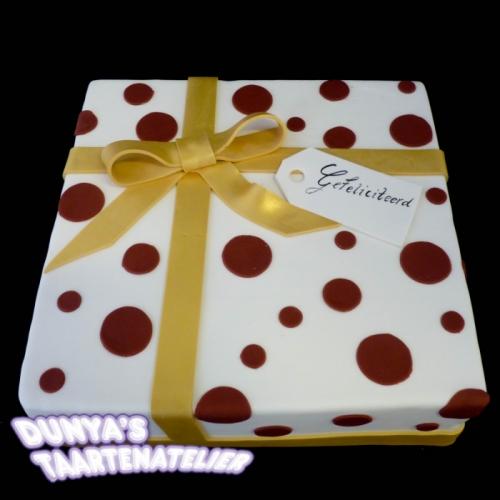 Cadeau - goud/bruin