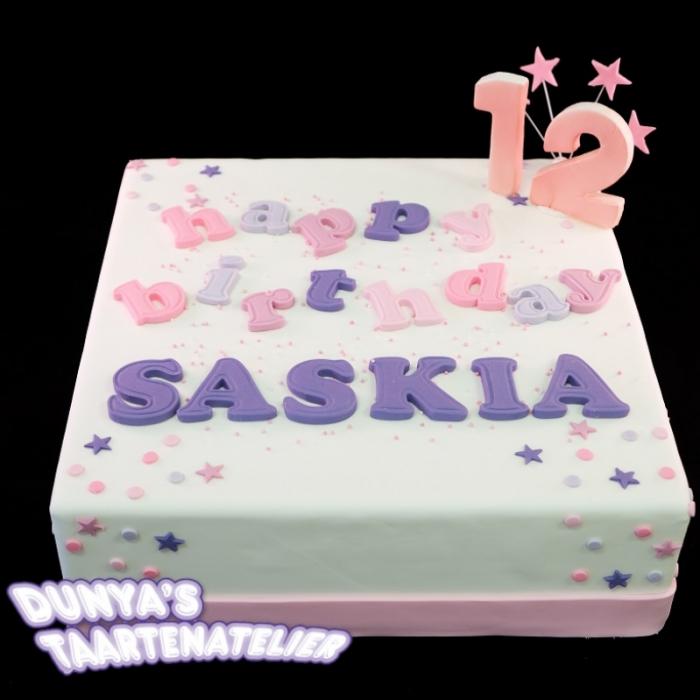 Happy BirthdayHappy Birthday .... - roze tinten