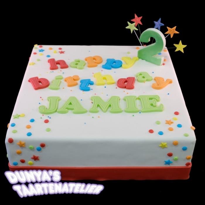 Happy BirthdayHappy Birthday .... - multi tinten