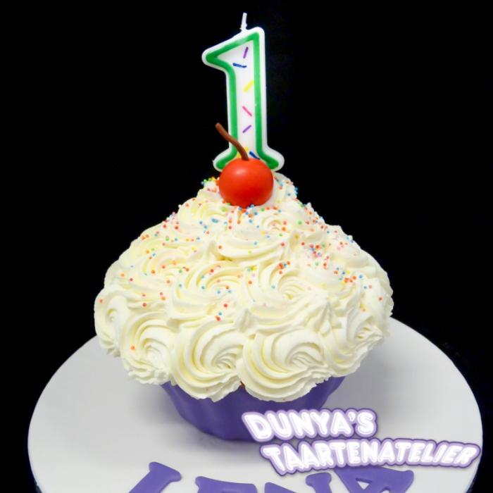 XL - cupcake smashpartySmash Cupcake - Paars