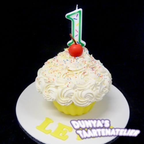 Smash Cupcake - Geel