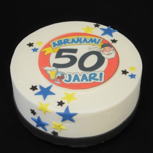 Abraham - 50 jaar