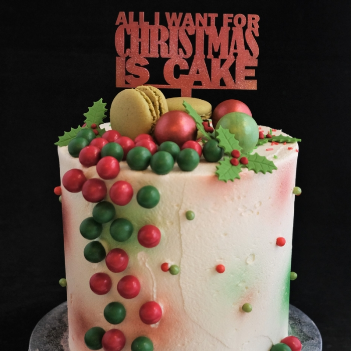 Kerst XL CakesKerst XL Cakes - All I want
