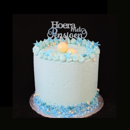 CELEBRATION CAKES - blue