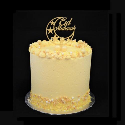 CELEBRATION CAKES - gold