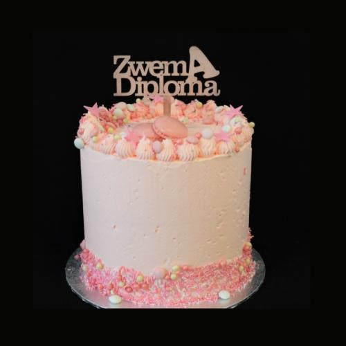 CELEBRATION CAKES - pink