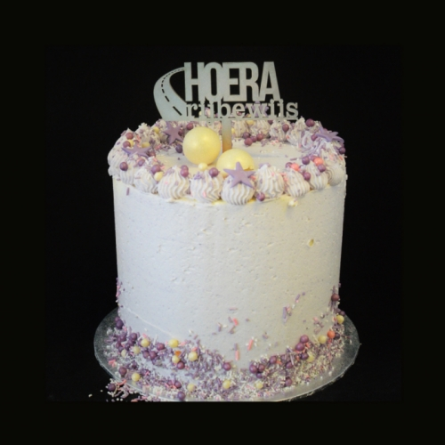 CELEBRATION CAKES - purple