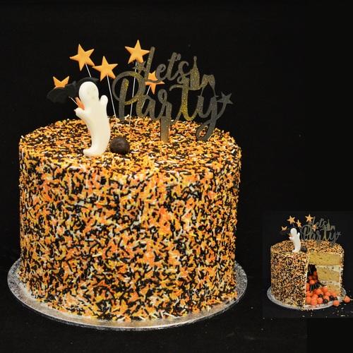 CELEBRATION HALLOWEEN PINATA CAKE