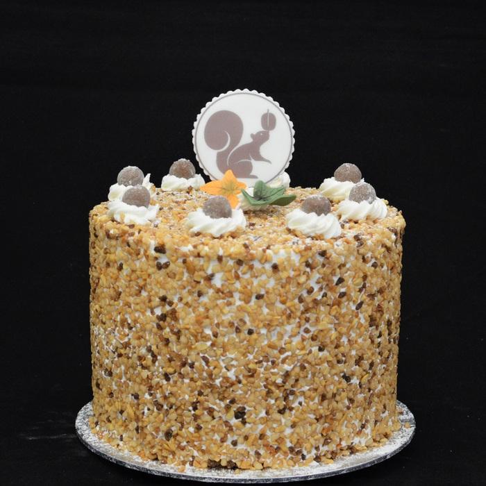CELEBRATION SEASON CAKESHAZELINO CAKE
